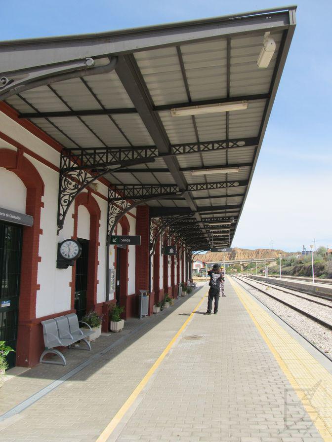 Stacja w Guadix