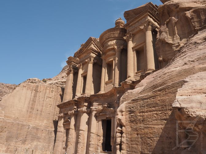 Monastyr (Petra)