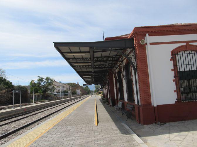 Stacja w Gaudix