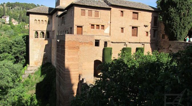 Grenada i Alhambra