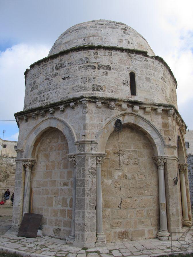 Sanktuarium na górze oliwnej