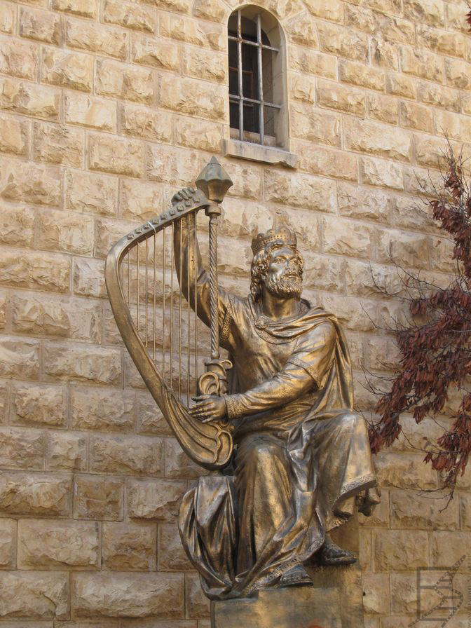 Pomnik króla Dawida