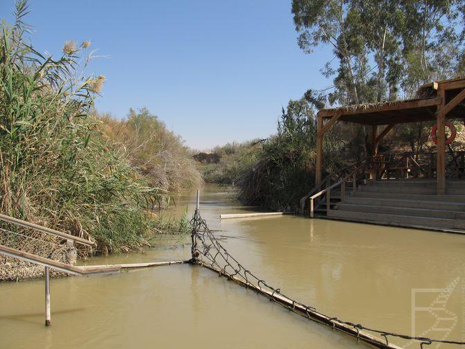 Rzeka Jordan