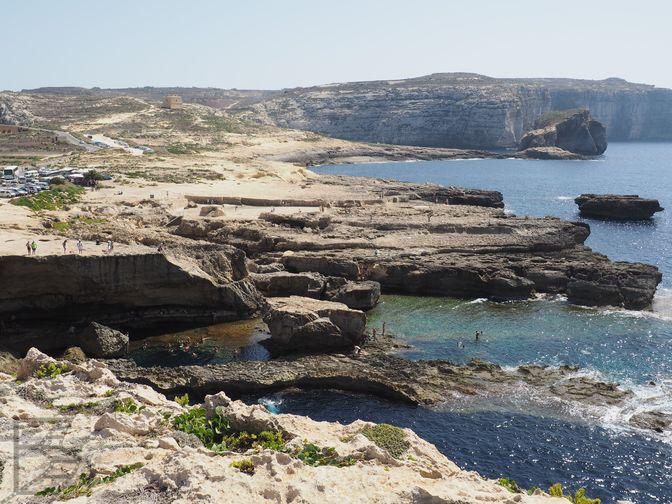 Maltańskie skały