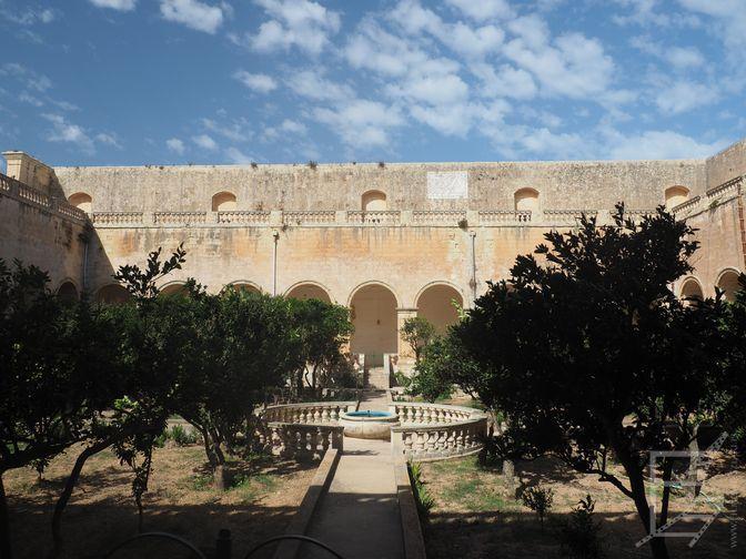 Rabat - klasztor św. Dominika