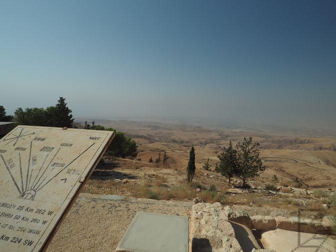 Widok na Izrael