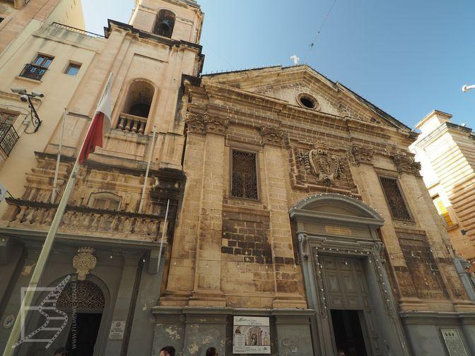 Valletta kościół św. Pawła
