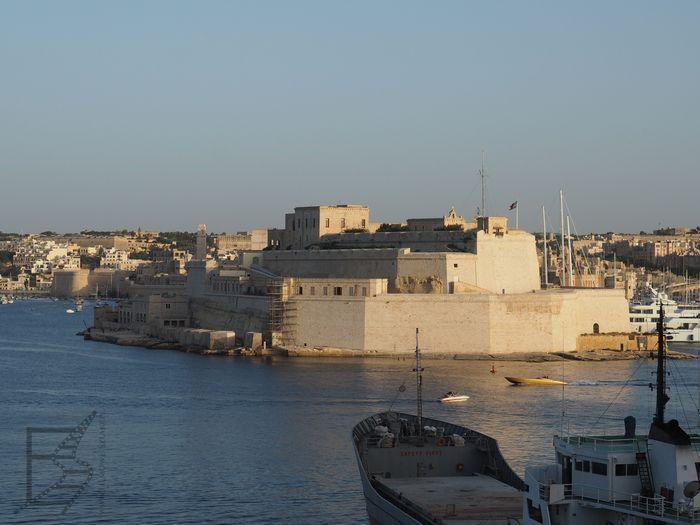 Fort St. Angelo - Gra o tron Malta