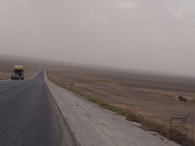 Jordańskie drogi