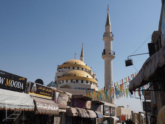Meczet w Madabie