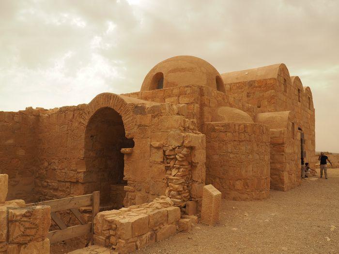 Kasr Arma (Zamki pustynne w Jordanii)