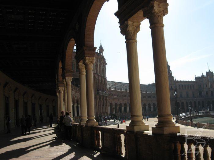 Plaza de Espagnia