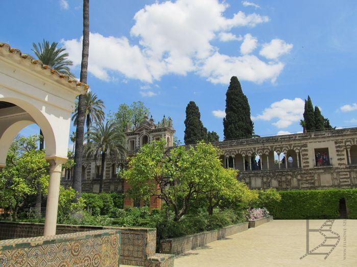 Kompleks pałacowy (Sewilla)