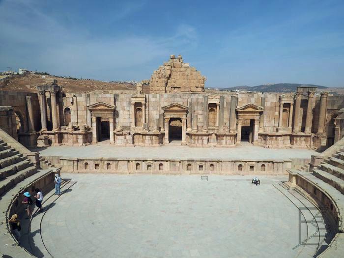 Antyczny teatr (Jerash)