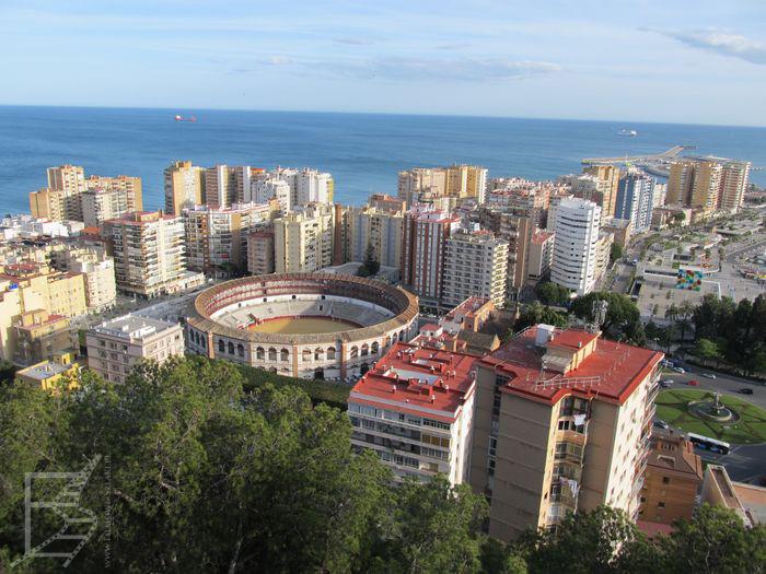 Malaga i morze wykorzystane w Bondzie