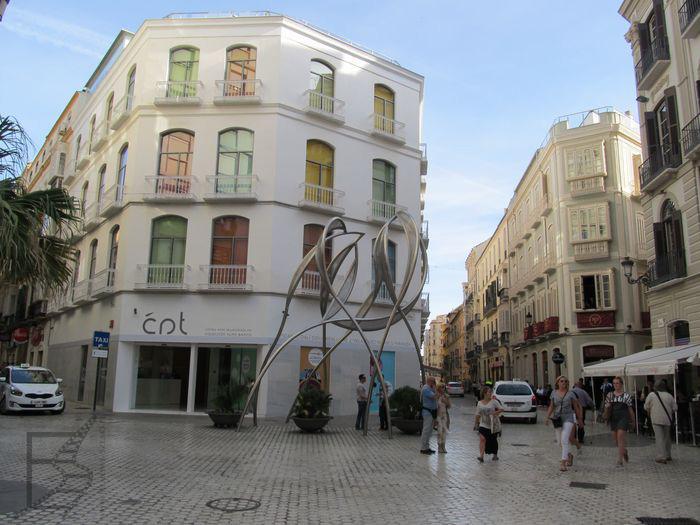 Malaga to też centrum kulturalne
