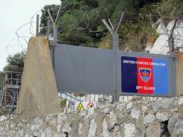 Brytyjska baza wojskowa (Gibraltar)