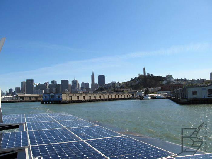 Prom do Alcatraz