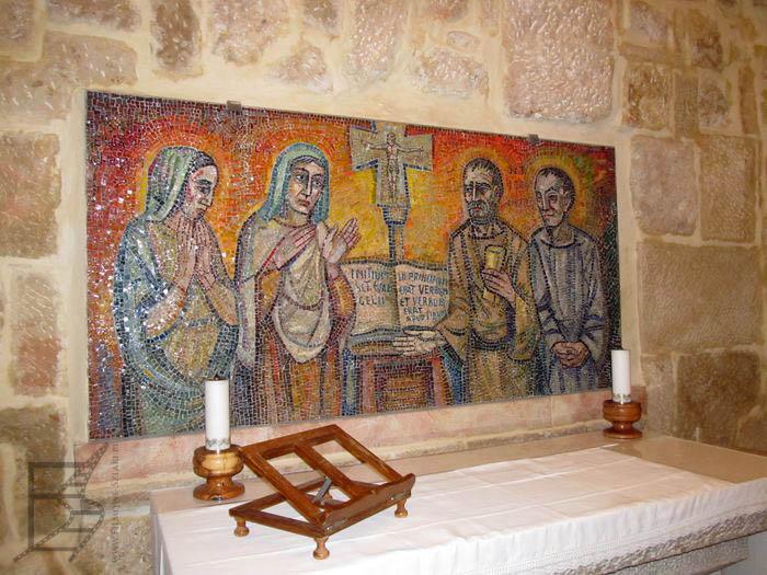 Bazylika Narodzenia Pańskiego - boczne kaplice