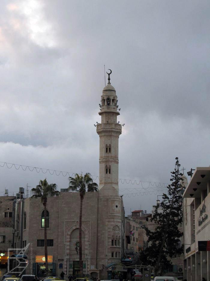 Betlejem i meczet