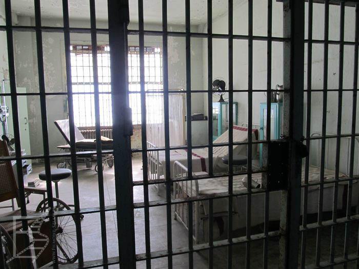Więzienie w Alcatraz