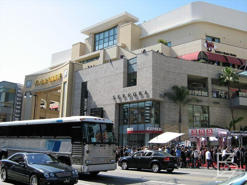 Audytorium Kodaka (Hollywood)
