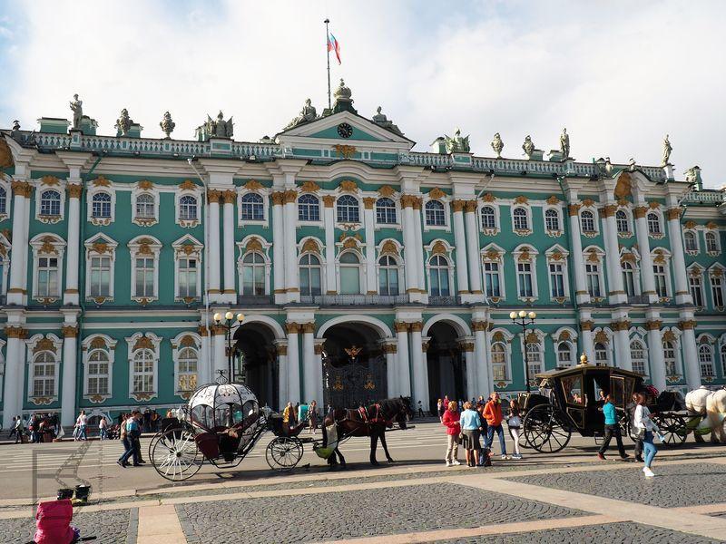 Ermitaż, czyli Pałac Zimowy