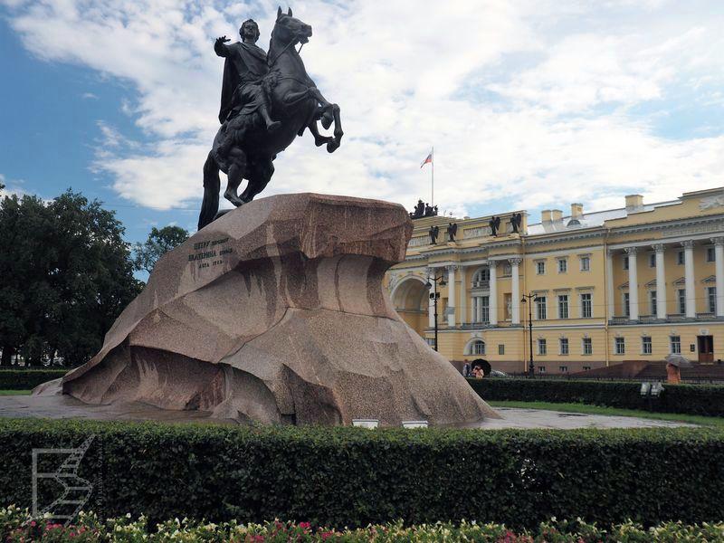 Pomnik Piotra Wielkiego