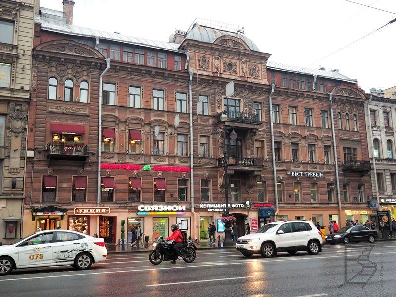 Ulice Sankt Petersburga
