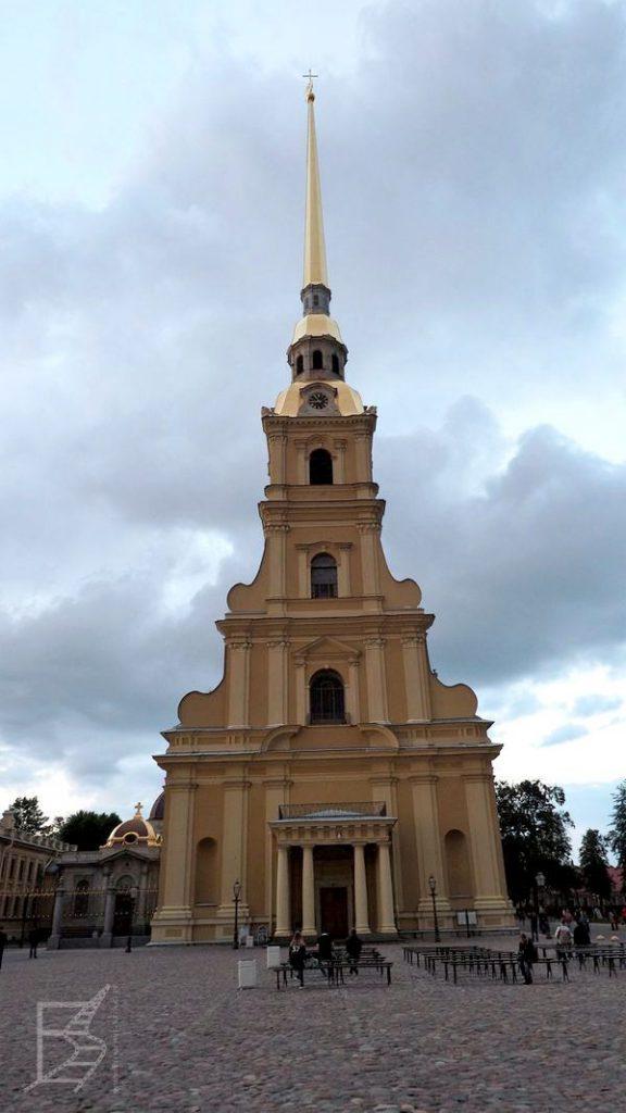 Pietropawłowsk - Sobór św. Piotra i Pawła
