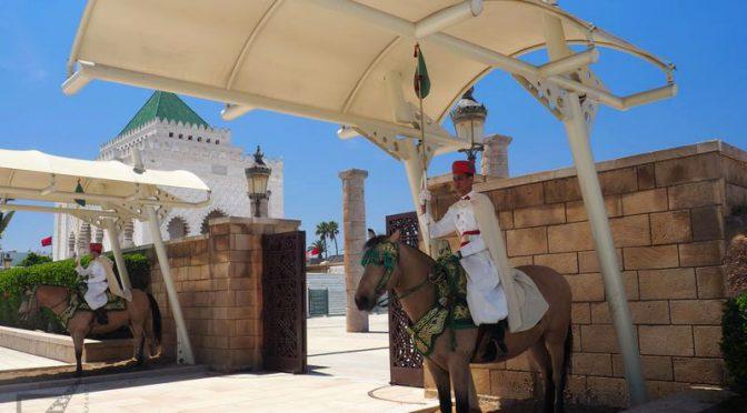 Straż przed Mauzoleum
