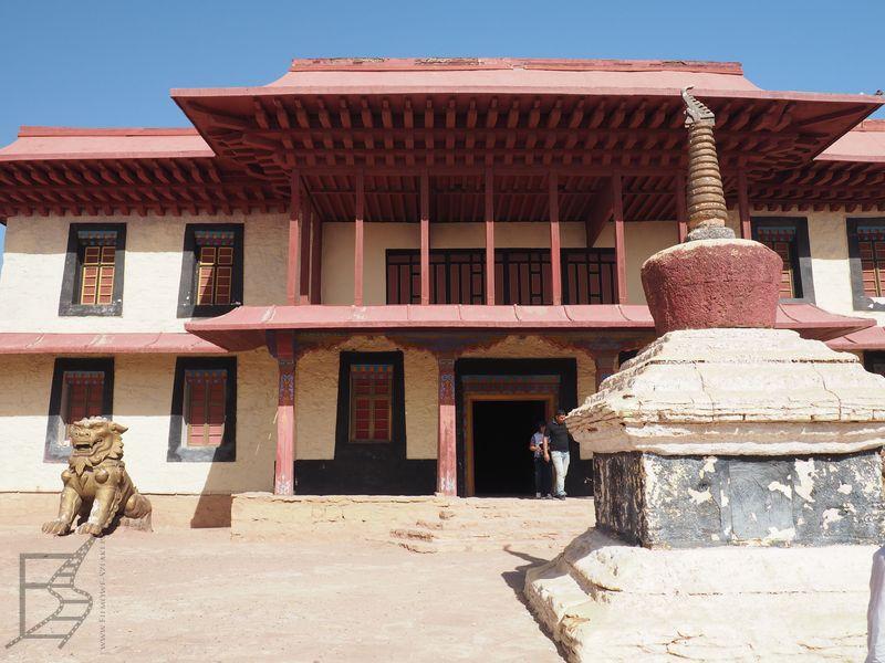 Nepal / Mongolia w zależności od potrzeb filmowców