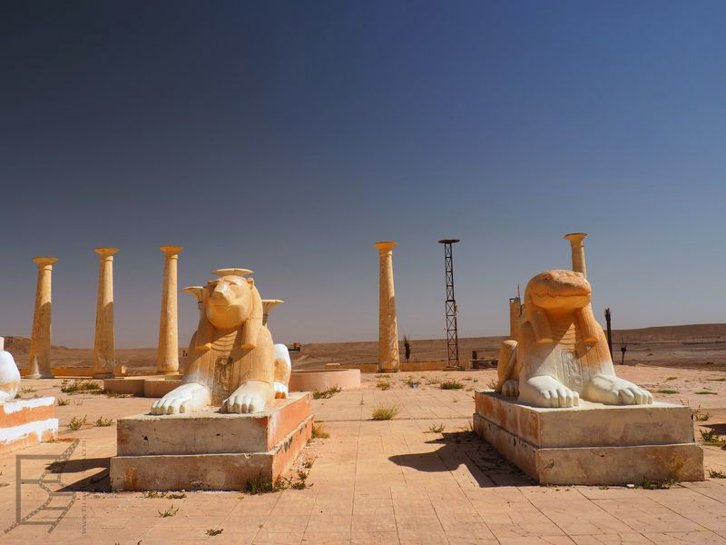 Egipt z Asterixa i Kleopatry