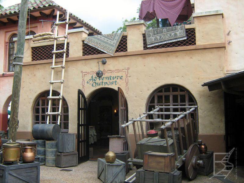 Disney Hollywood Studios - Indiana Jones