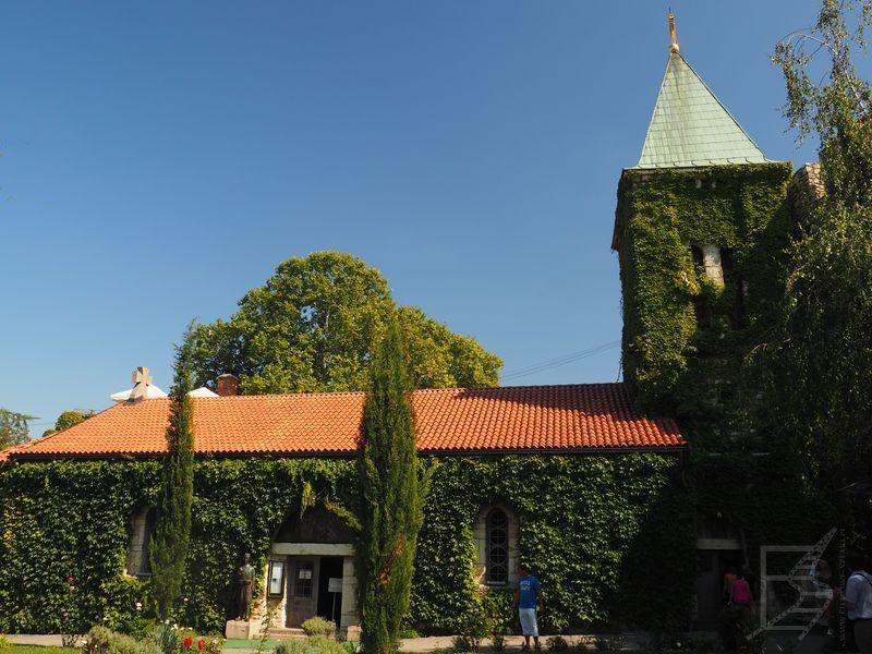 Cerkiew na twierdzy