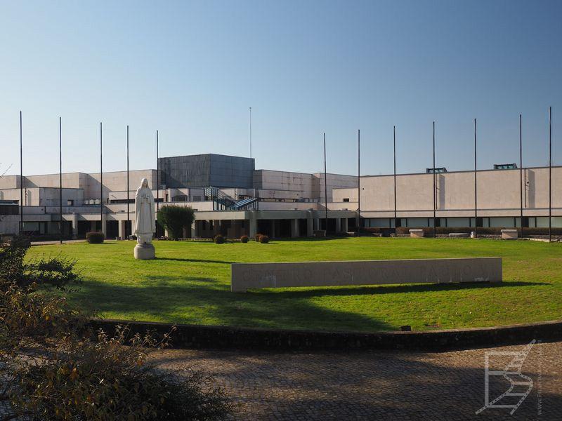 Centrum konferencyjne w Fatimie