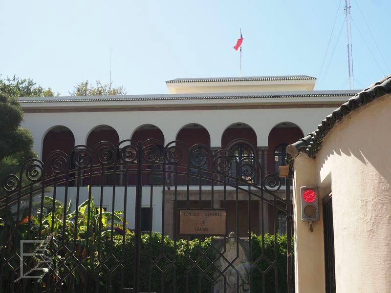Willa francuska (Tanger)