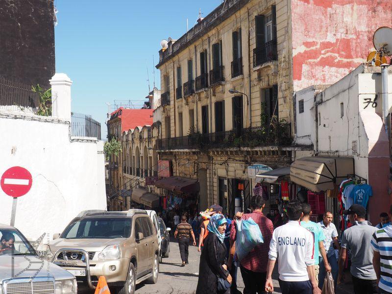 Okolice Medyny (Tanger)