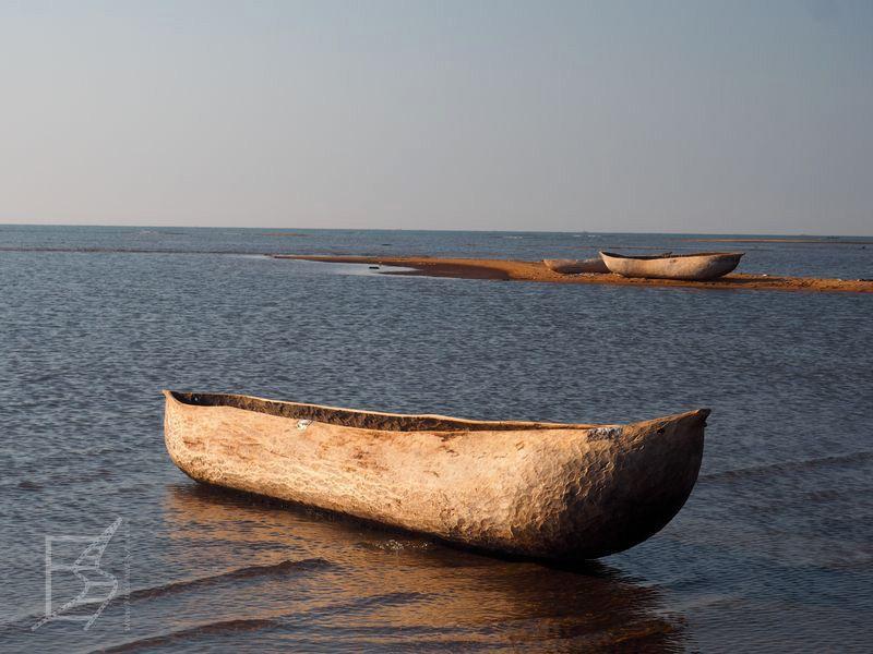 Dłubanki rybaków