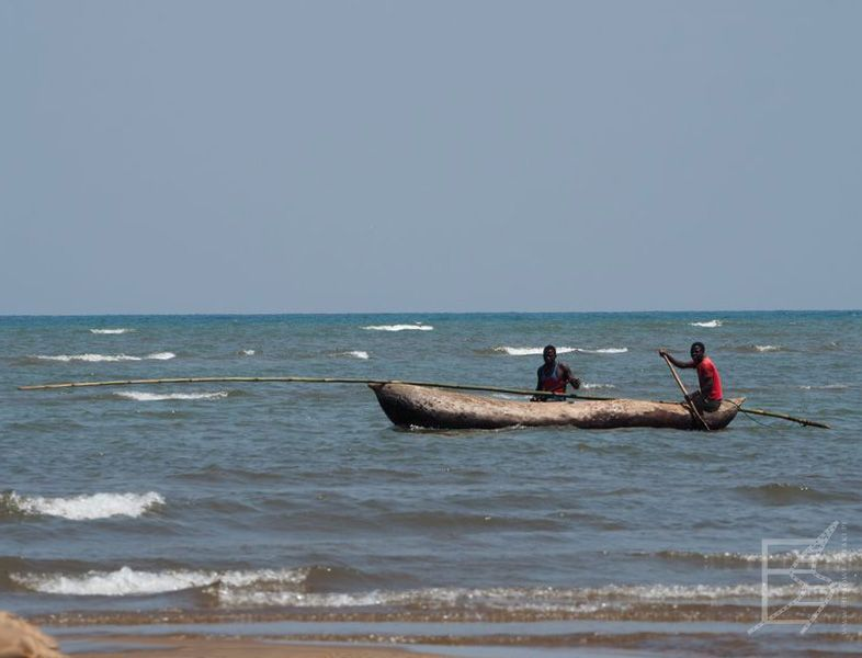 Rybacy (jezioro Malawi / Niasa)