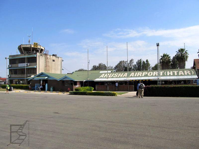 Lotnisko w Arushy