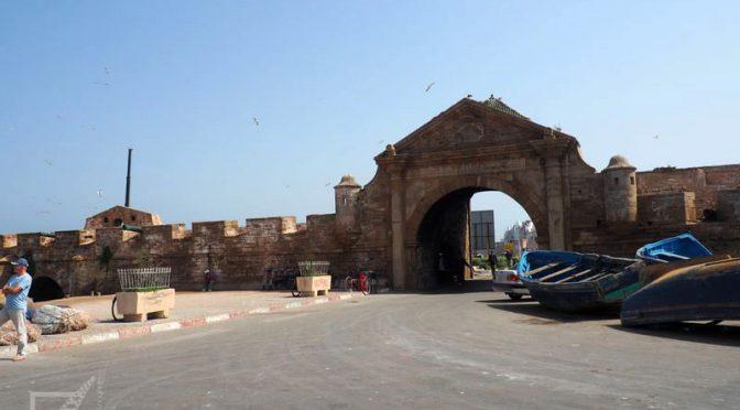 """Essaouira i """"Gra o tron"""""""
