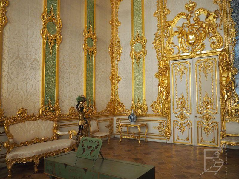 Przykładowy wystrój pałacu