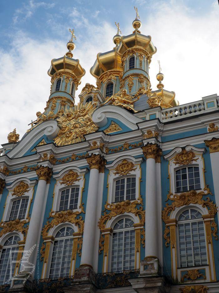 Pałac carycy Katarzyny (Carskie Sioło)