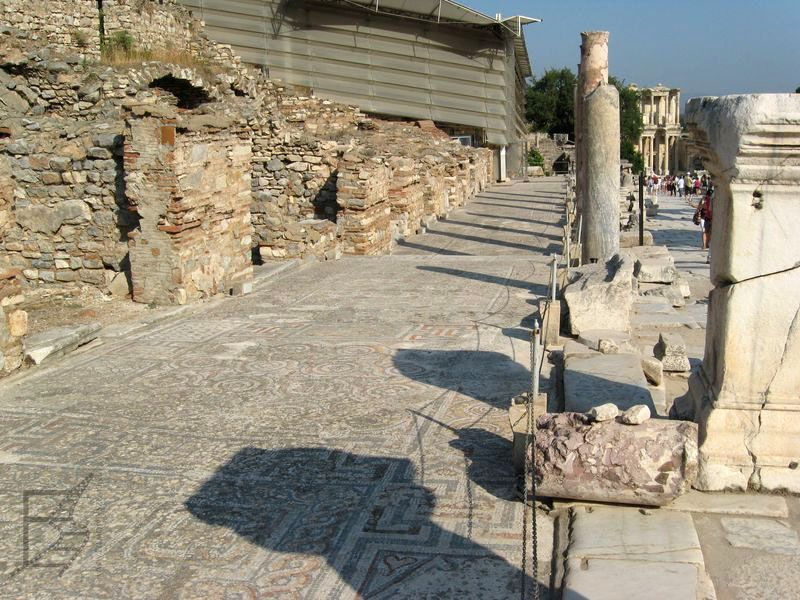 Ulica w Efezie