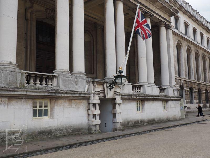 Greenwich w Bondzie