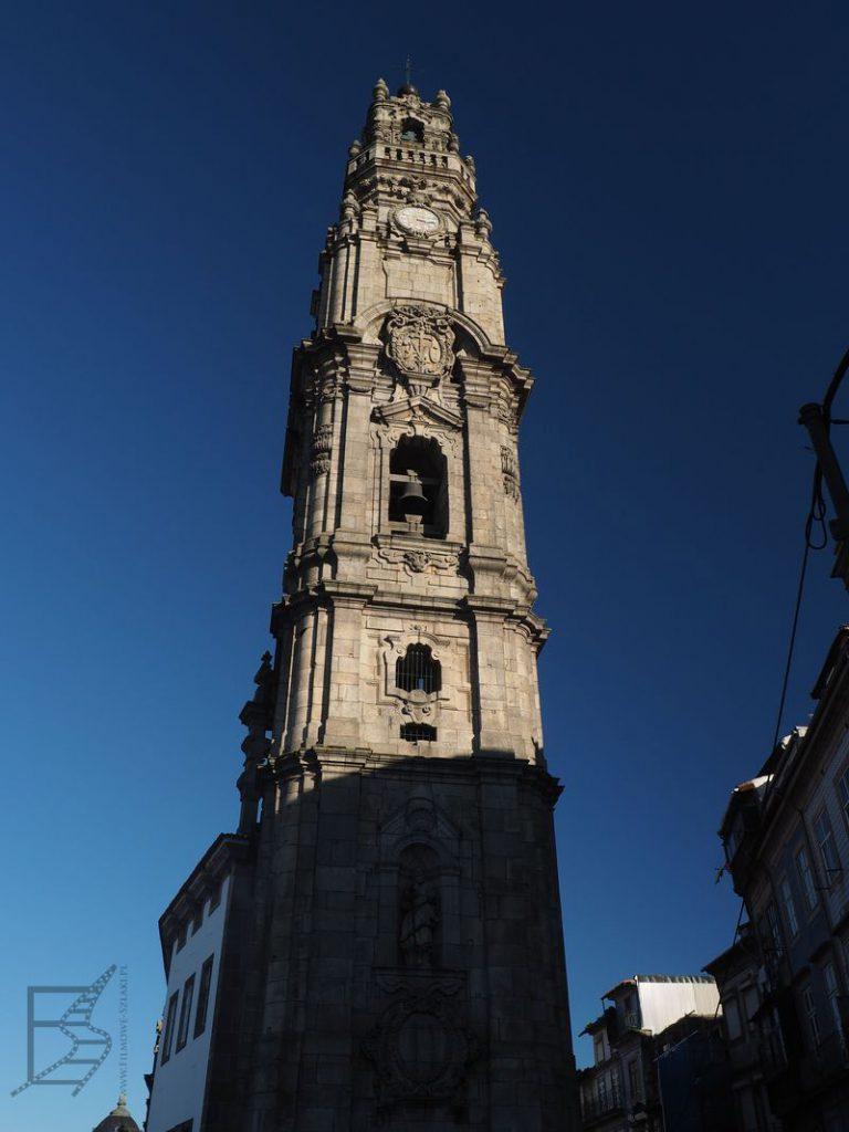 Wieża kościoła kleryków