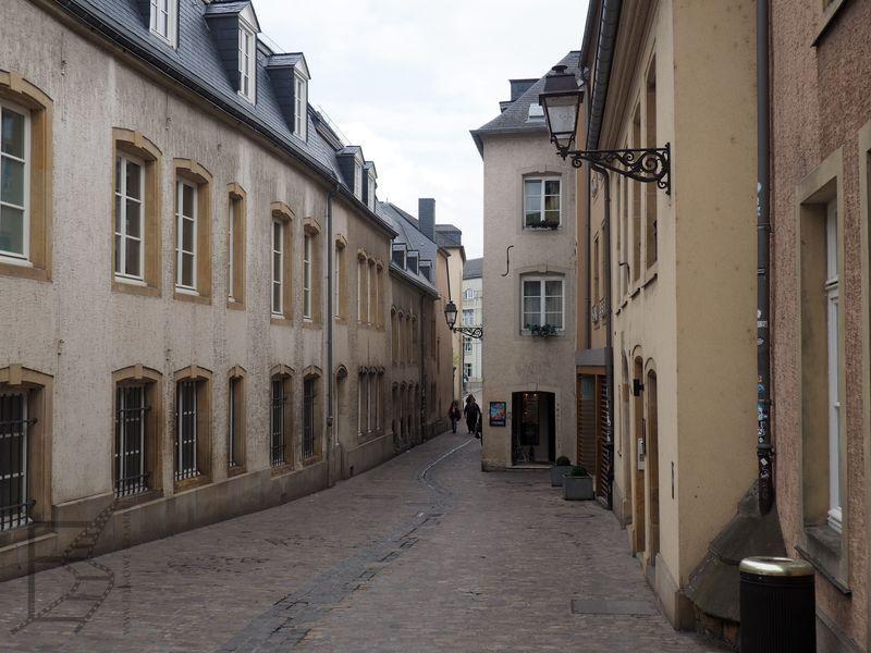 Uliczki Luksemburga