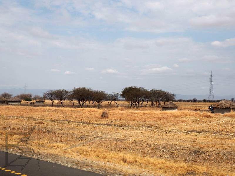 Tanzańskie bezdroża