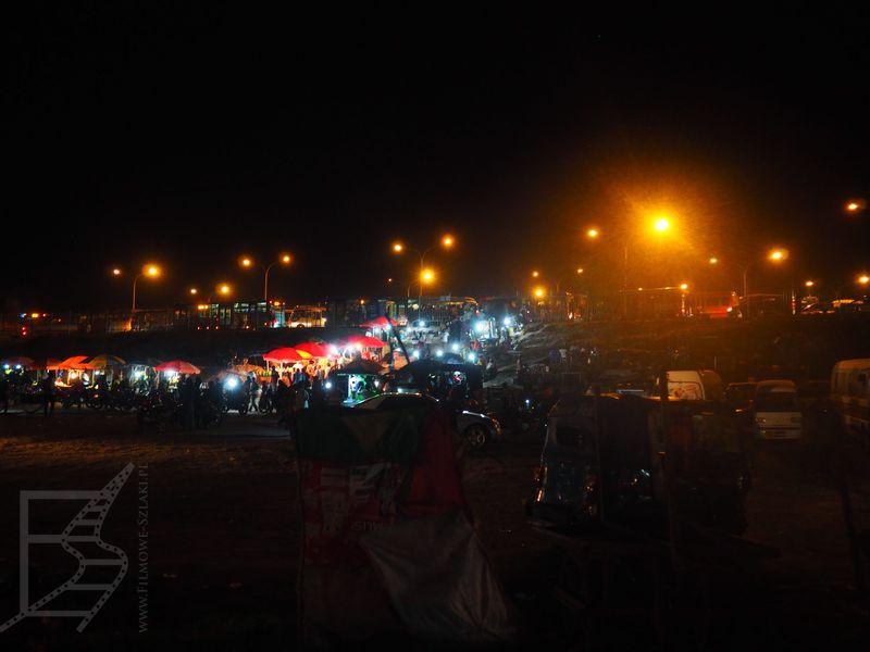 Dworzec autobusowy w Dar Es Salaam